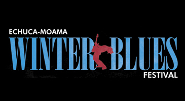 Winter Blues Festival logo