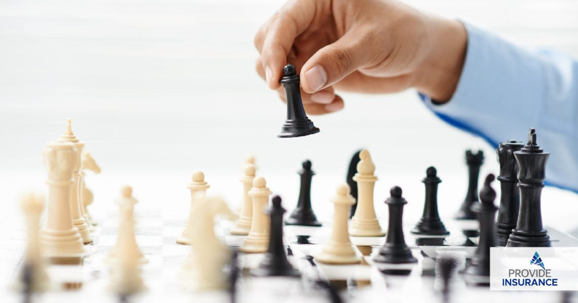 Organisations need to control their business risk